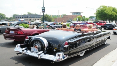 Detroit's Woodward Dream Cruise August 2018