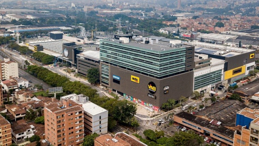 'Viva' Mall -- Colombia's Largest Shopping Mall -- Debuts in Metro Medellin