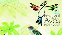 SAO Hosts 4th Annual Medellin Bird Festival October 11-16, 2017