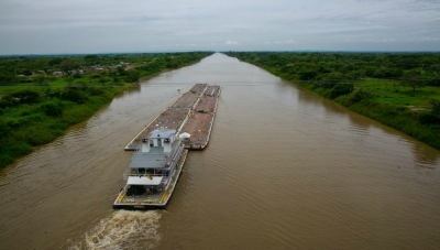 Cormagdalena Cancels Navelena Contract; Magdalena River Dredging Up for Grabs